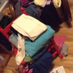 ,more clothes to get rid of